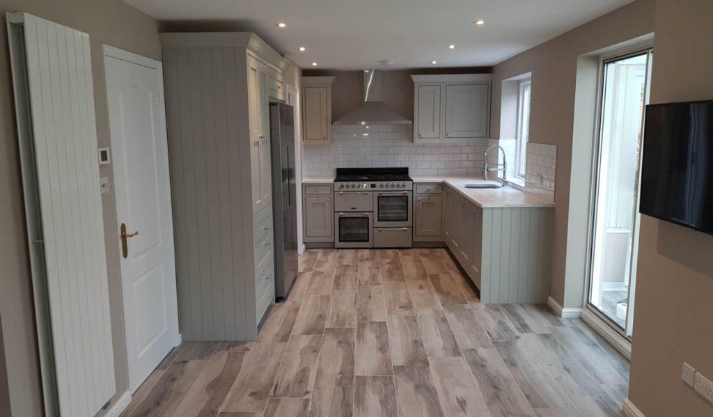 Kitchen Refurbishment by KPC Property Services, Bedford